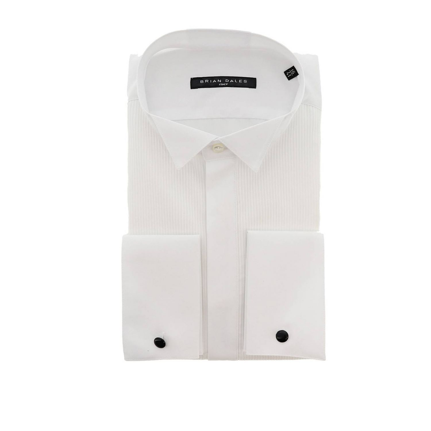 Chemise homme Brian Dales Camicie blanc 1
