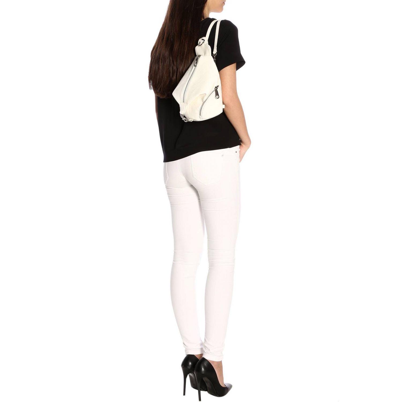 Shoulder bag women Rebecca Minkoff white 2