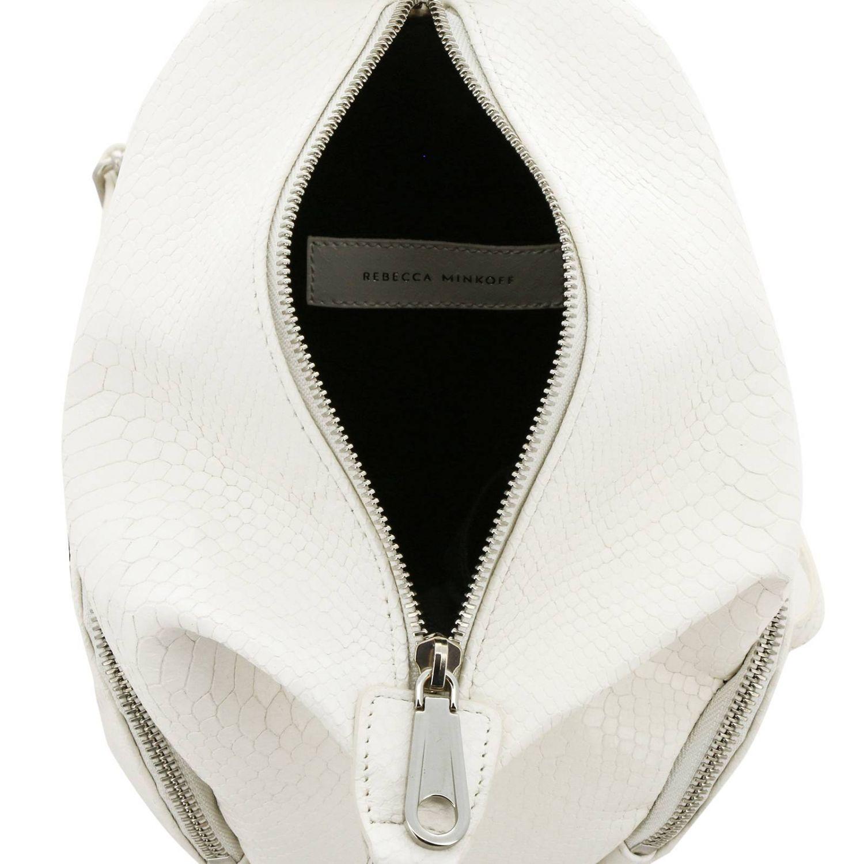 Shoulder bag women Rebecca Minkoff white 6
