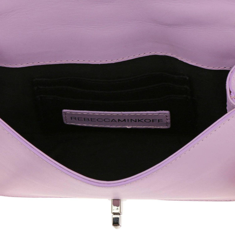Shoulder bag women Rebecca Minkoff pink 5