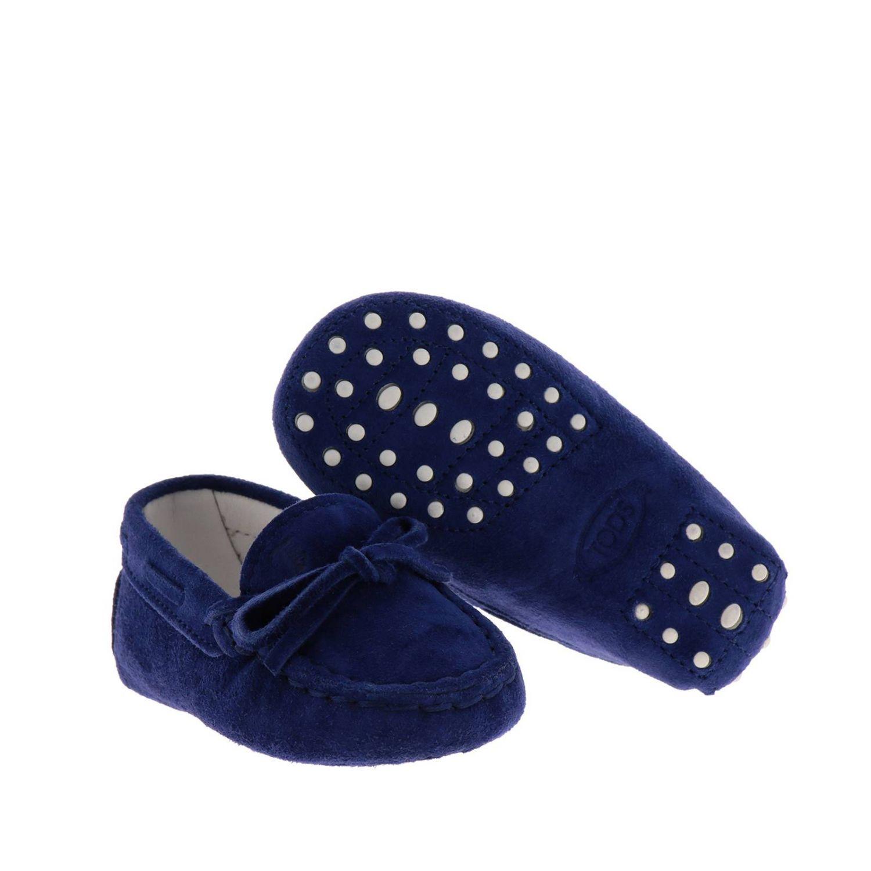 Shoes kids Tod's blue 2