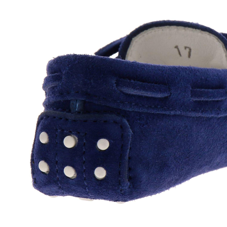 Shoes kids Tod's blue 4