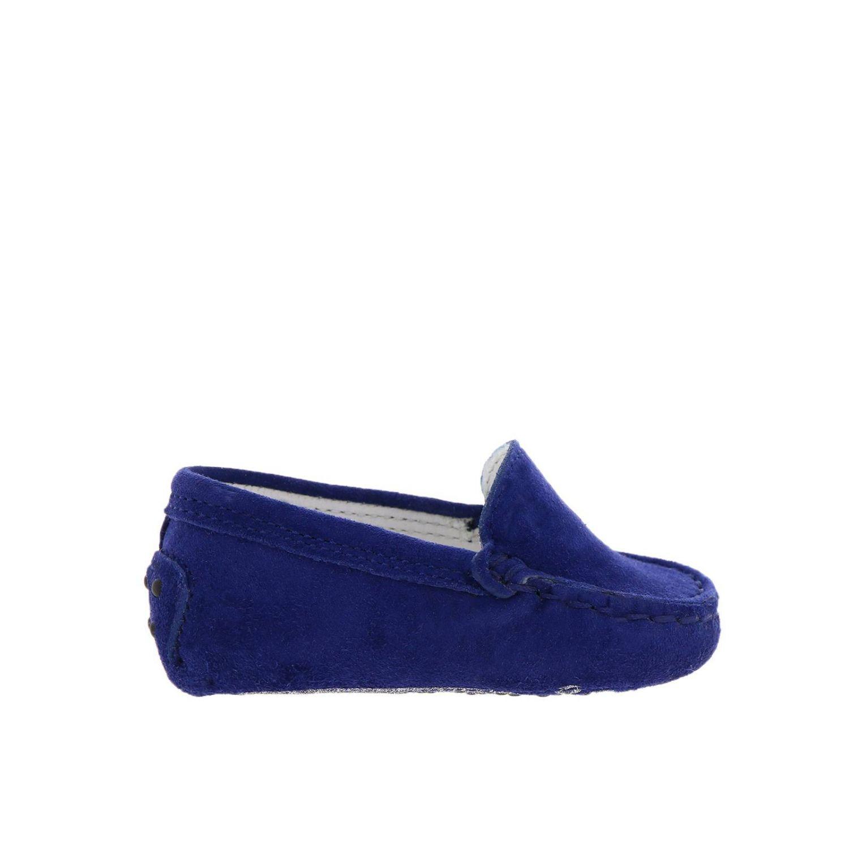 Zapatos niños Tod's azul oscuro 1