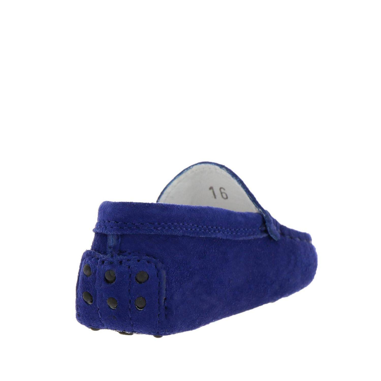 Zapatos niños Tod's azul oscuro 4