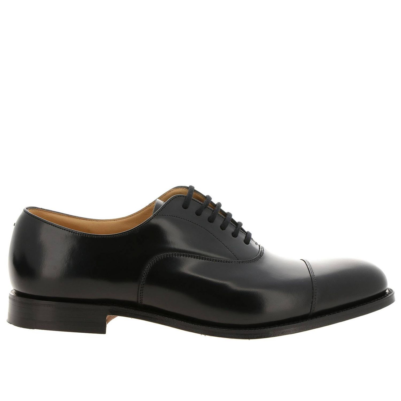 Обувь Мужское Church's черный 1