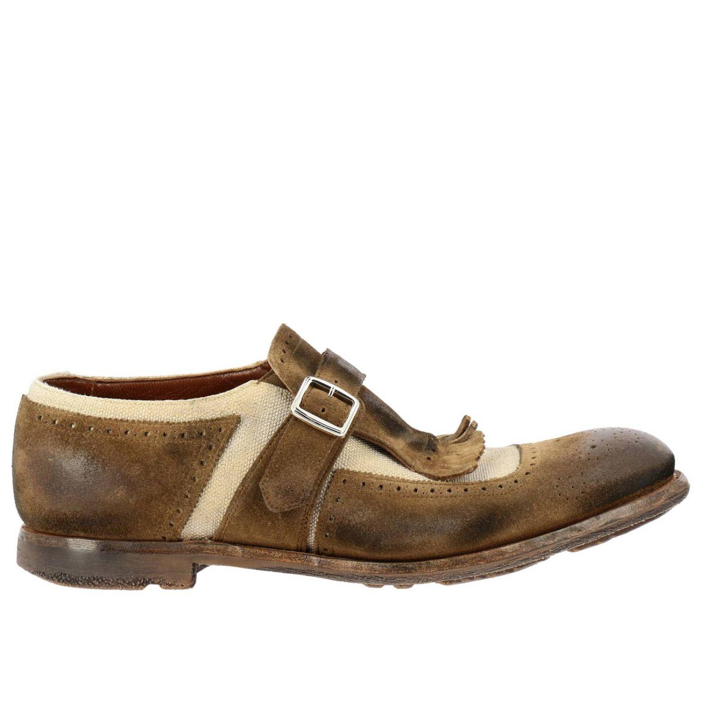 Shoes men Church's brown 1