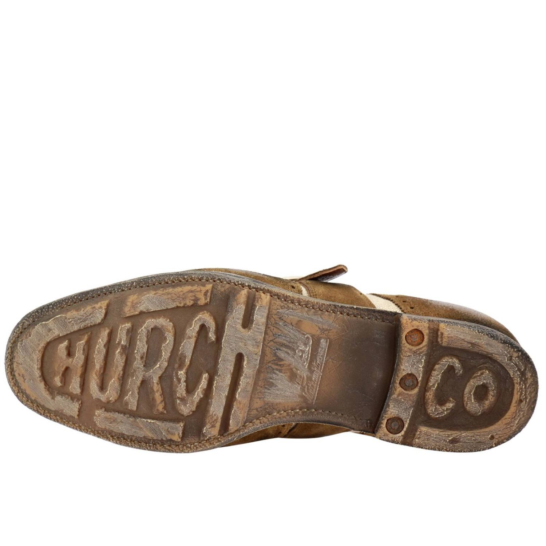 Shoes men Church's brown 5