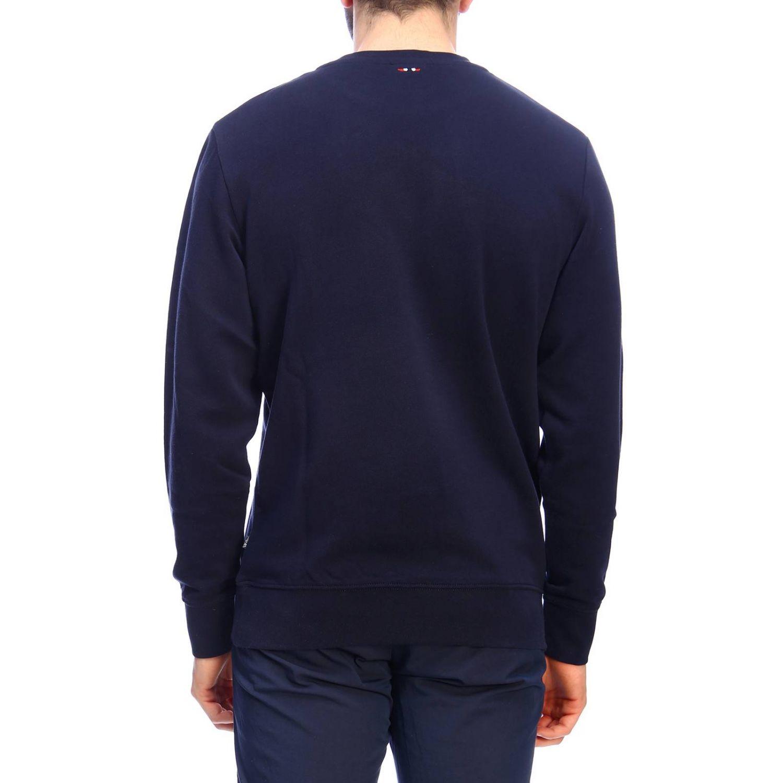 Pullover herren Napapijri blau 3