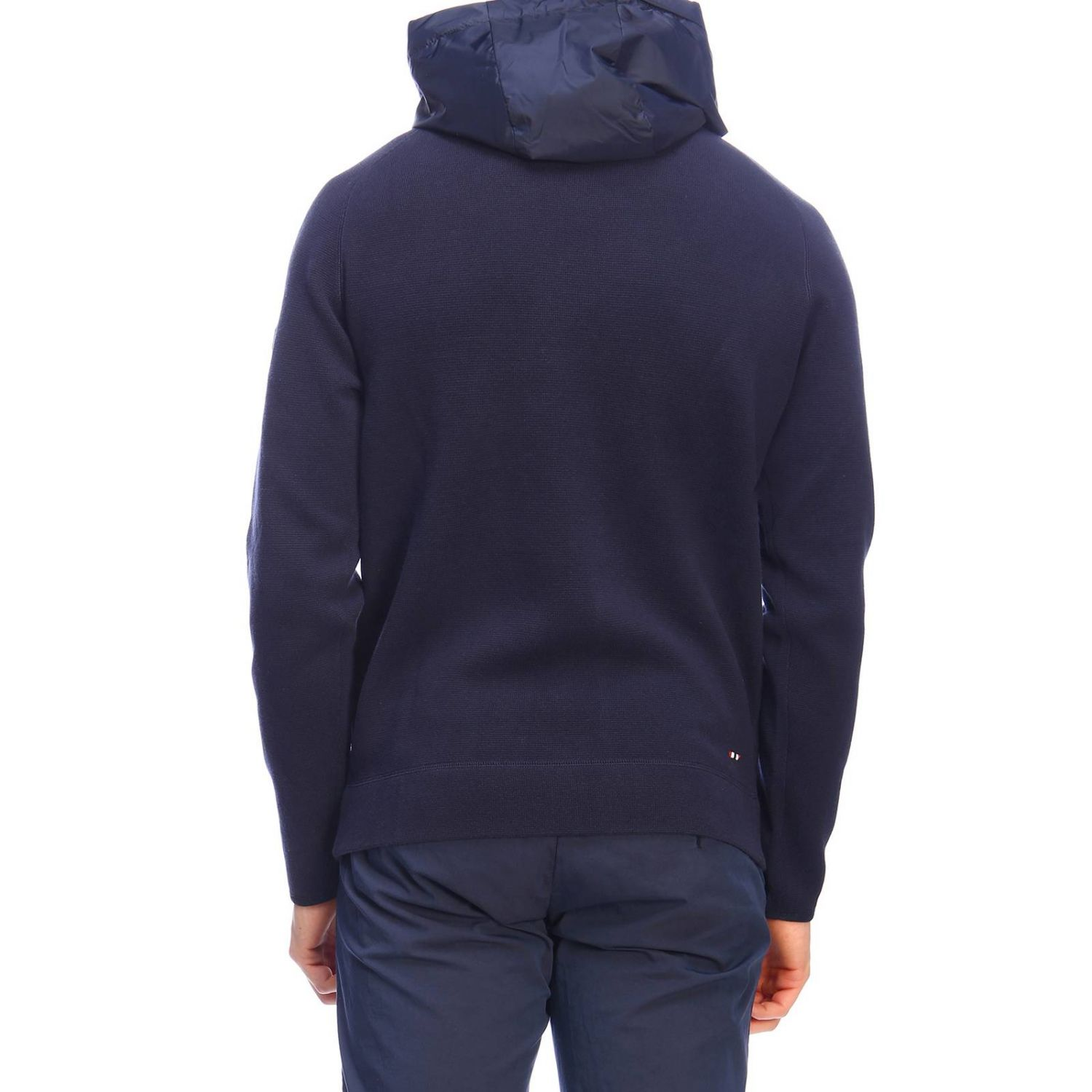 Sweater men Napapijri blue 3