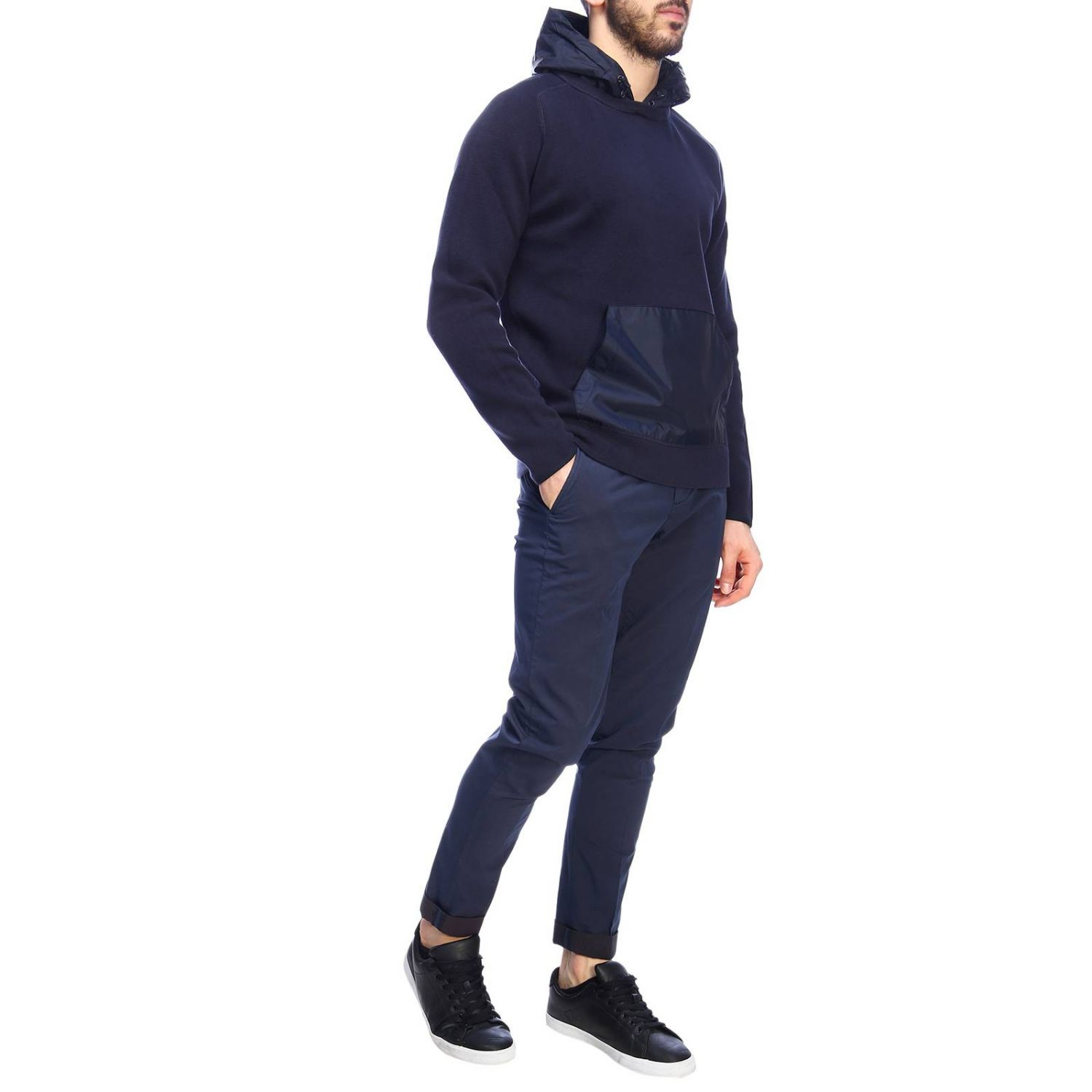 Sweater men Napapijri blue 5