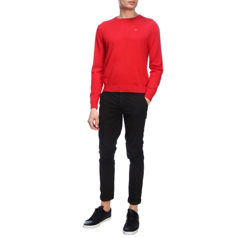 Sweater men Napapijri red 4