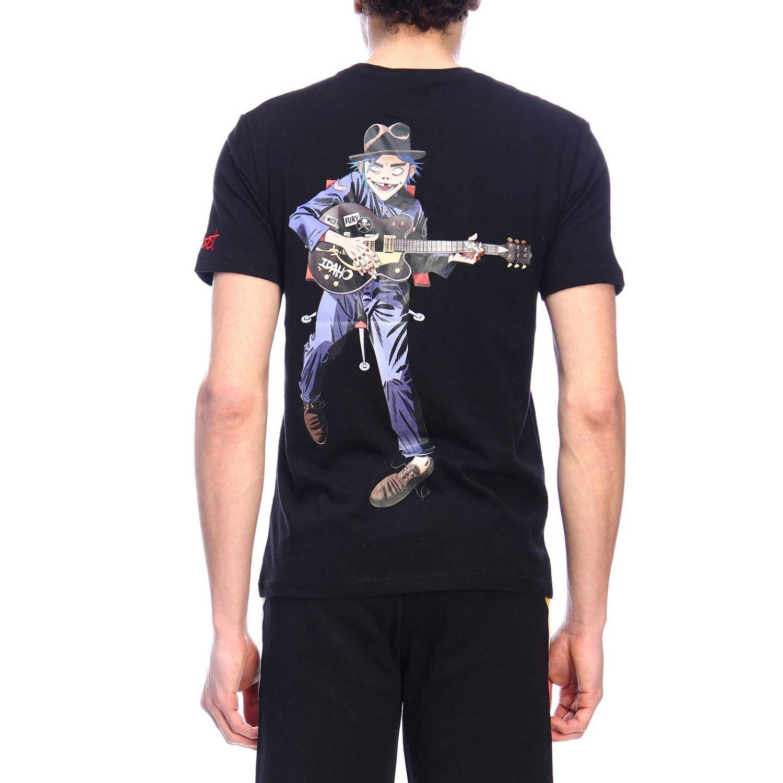 T恤 男士 Geym 黑色 3