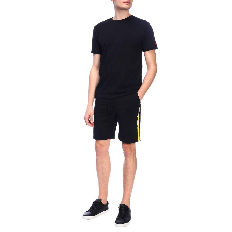 T恤 男士 Geym 黑色 4