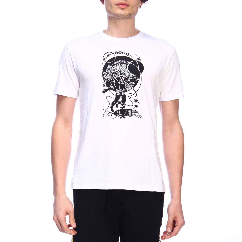 T恤 Geym: T恤 男士 Geym 白色 1