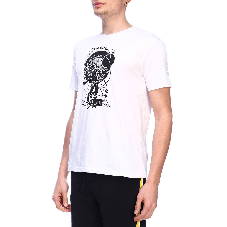 T恤 Geym: T恤 男士 Geym 白色 2