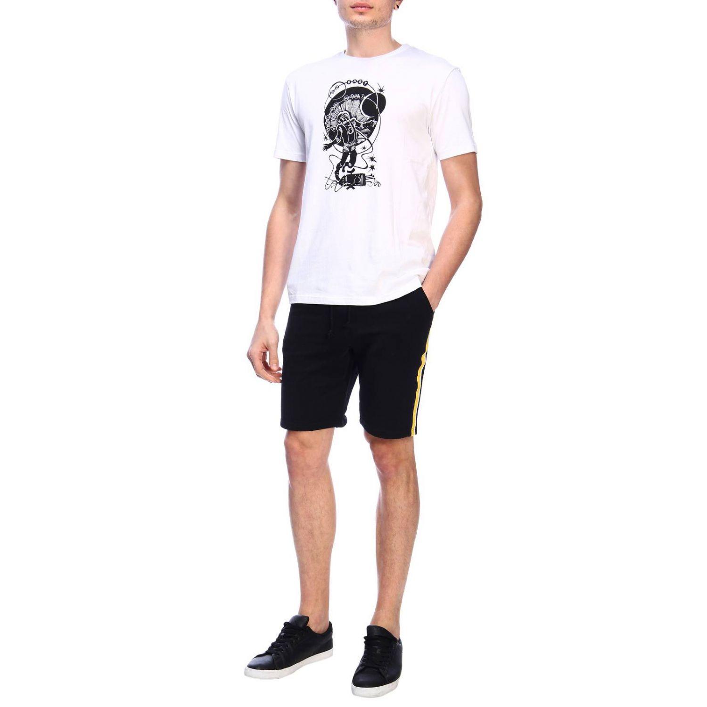 T恤 Geym: T恤 男士 Geym 白色 4