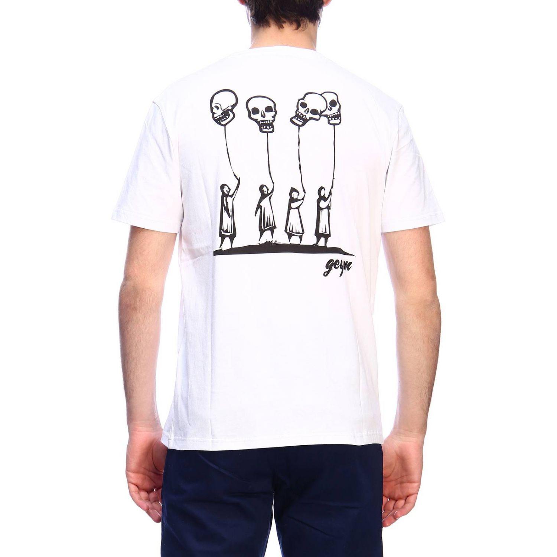 T恤 男士 Geym 白色 3