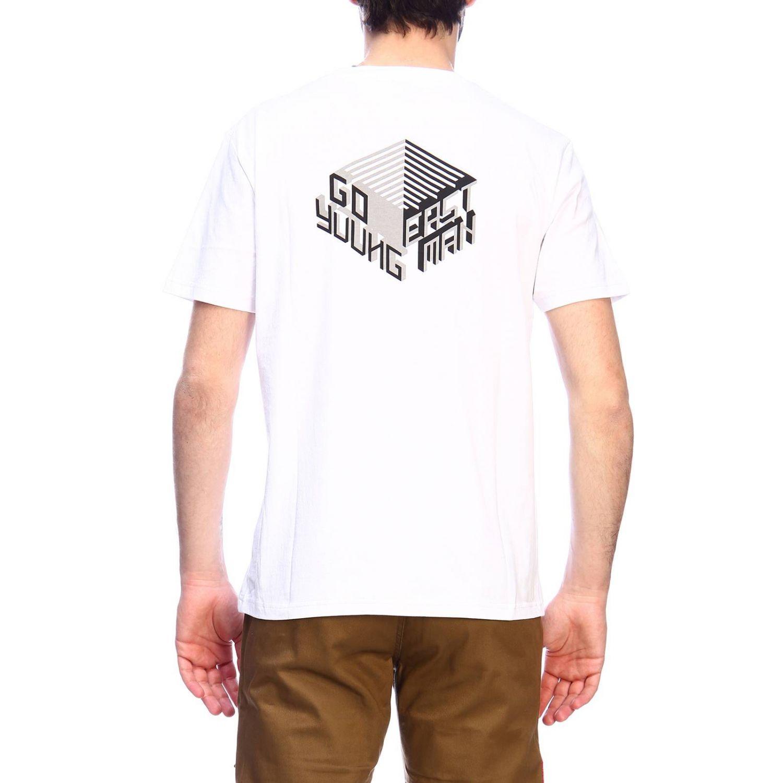 T-shirt homme Geym blanc 3