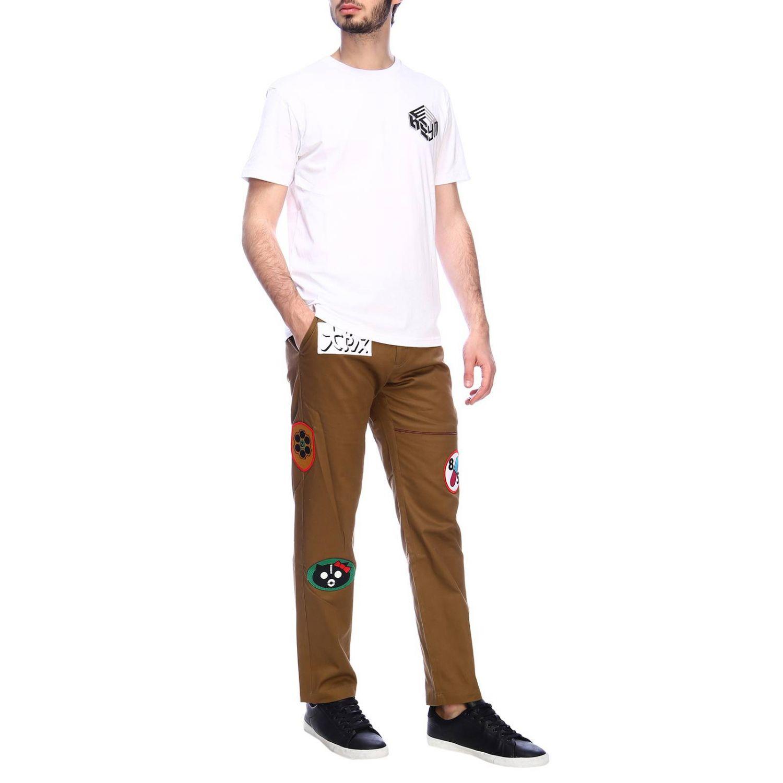 T-shirt homme Geym blanc 4