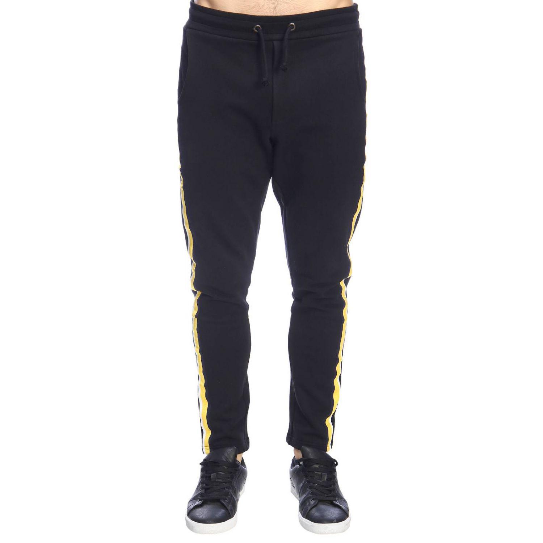 Pantalon homme Geym noir 1