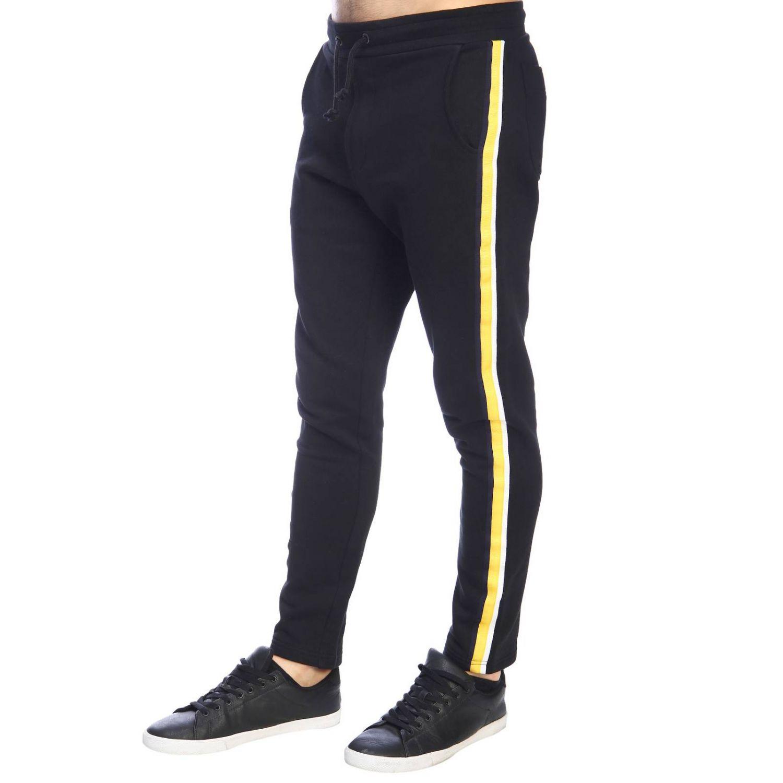 Pantalon homme Geym noir 2