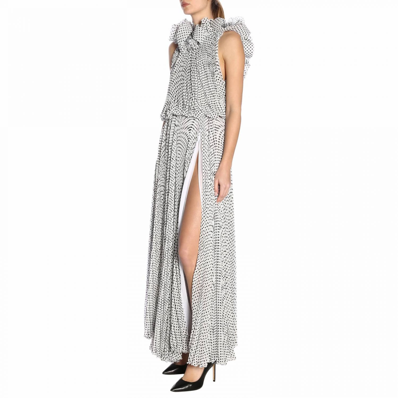 Dress women Lucille white 2