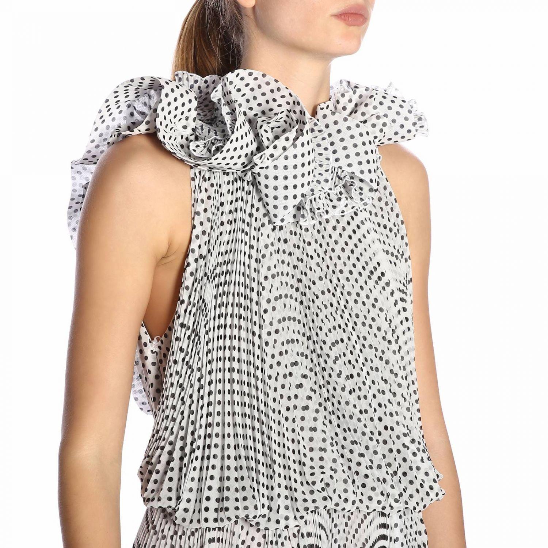 Dress women Lucille white 4