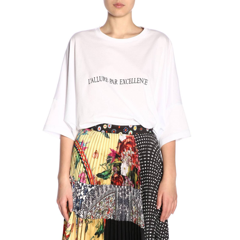 T-shirt damen Lucille weiß 1