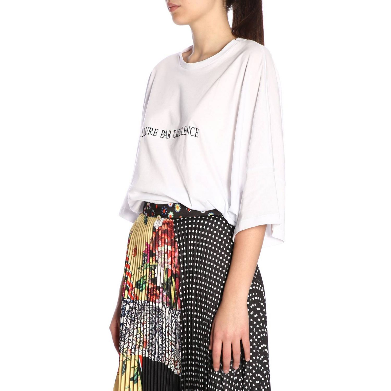 T-shirt damen Lucille weiß 2