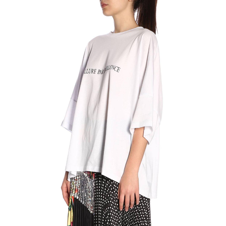T-shirt damen Lucille weiß 4