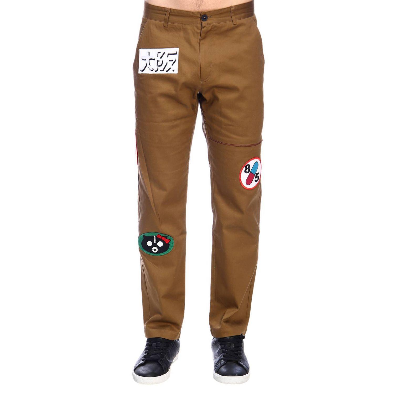 裤子 男士 Geym 米色 1