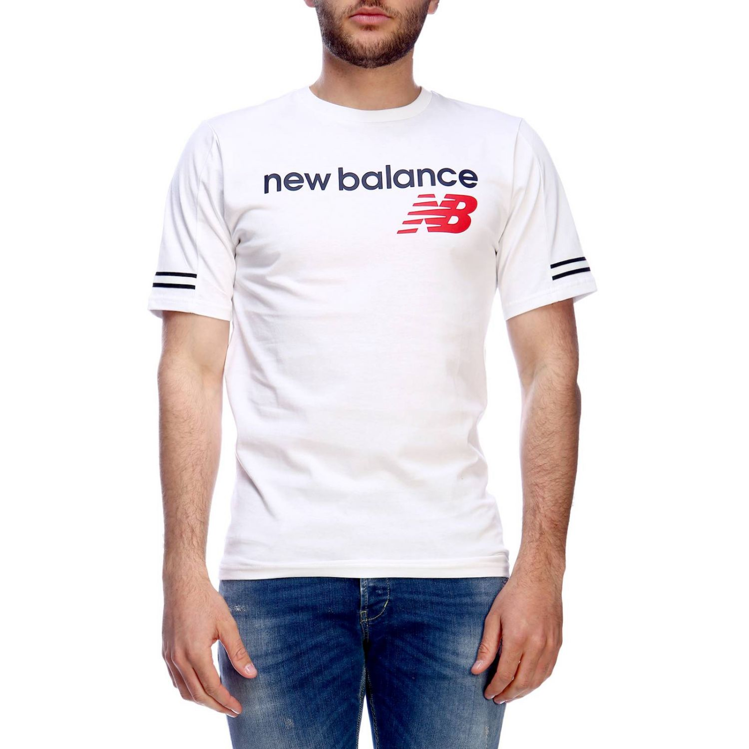 new balance shirt homme