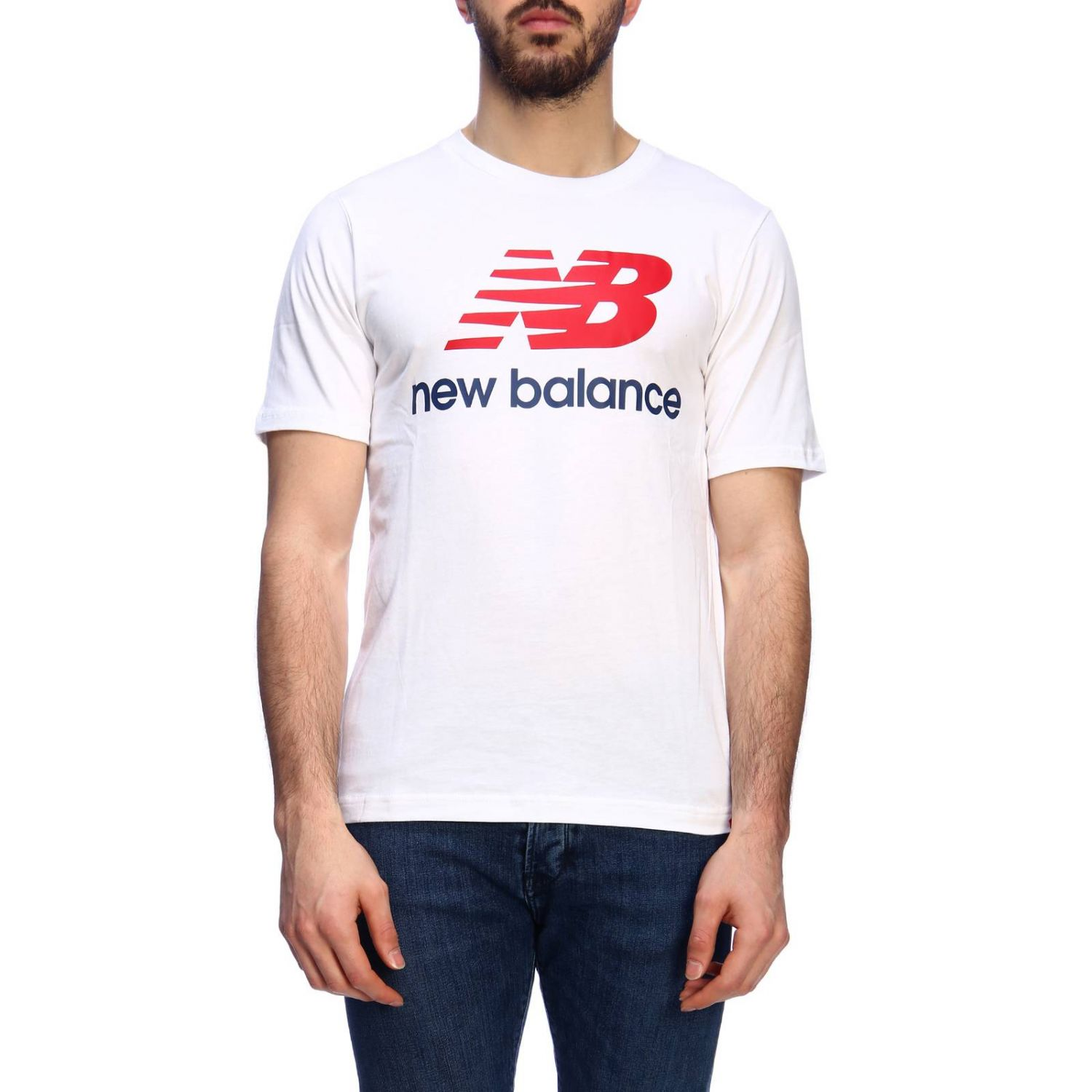 tee shirt homme new balance