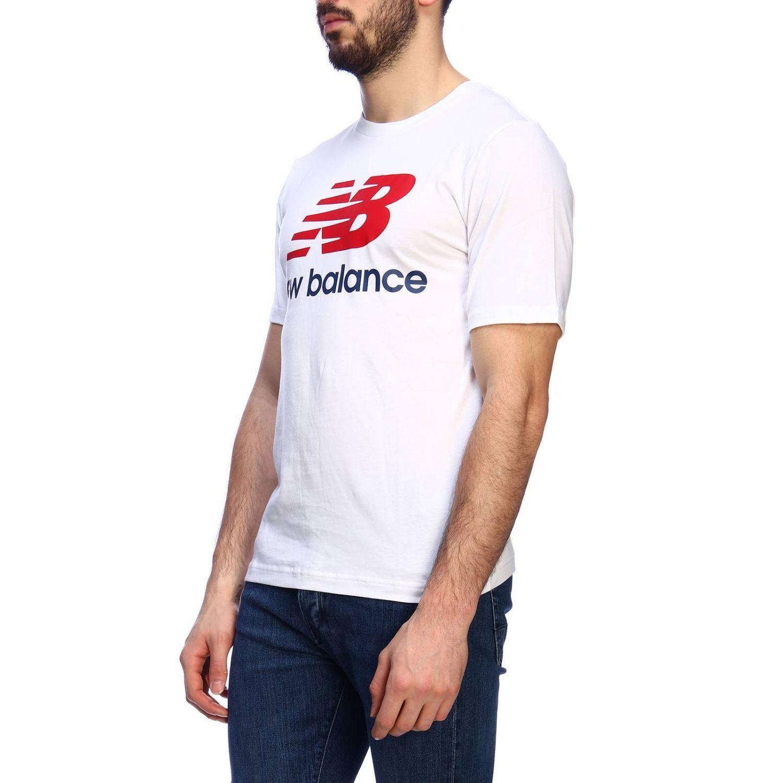 t-shirt new balance homme noir
