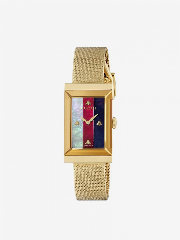 Watch Gucci: Watch women Gucci gold 1