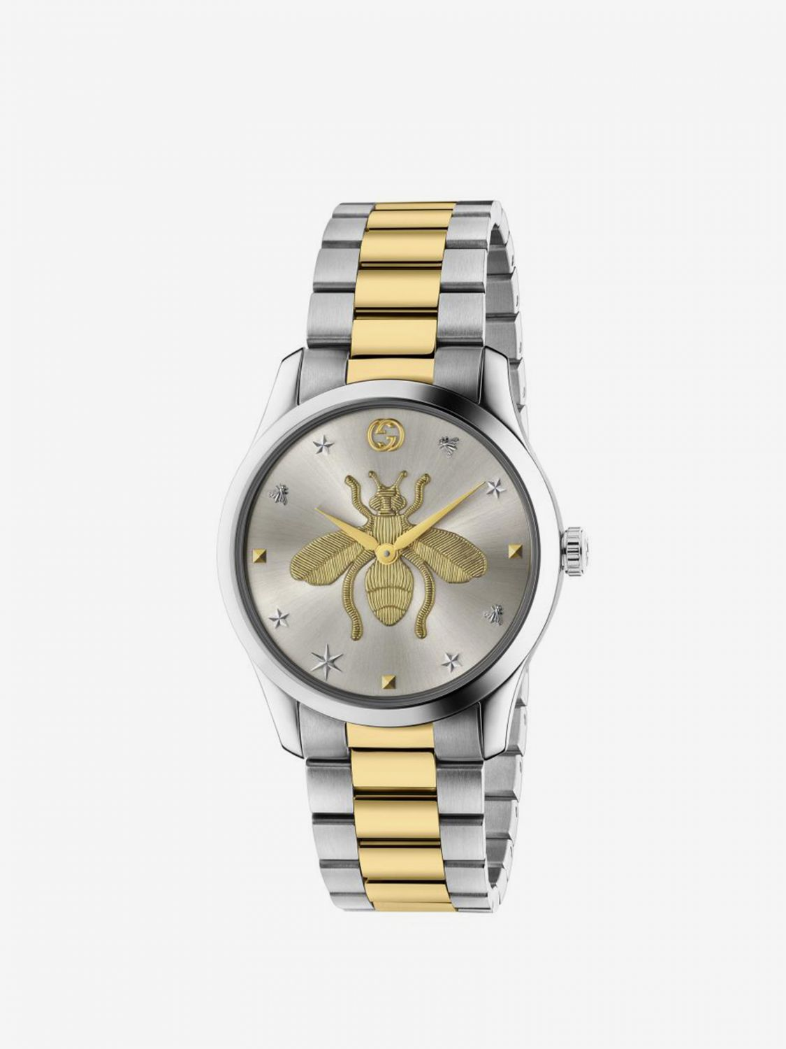 Watch women Gucci silver 1