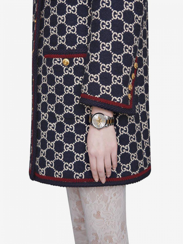 Watch Gucci: Watch women Gucci silver 4