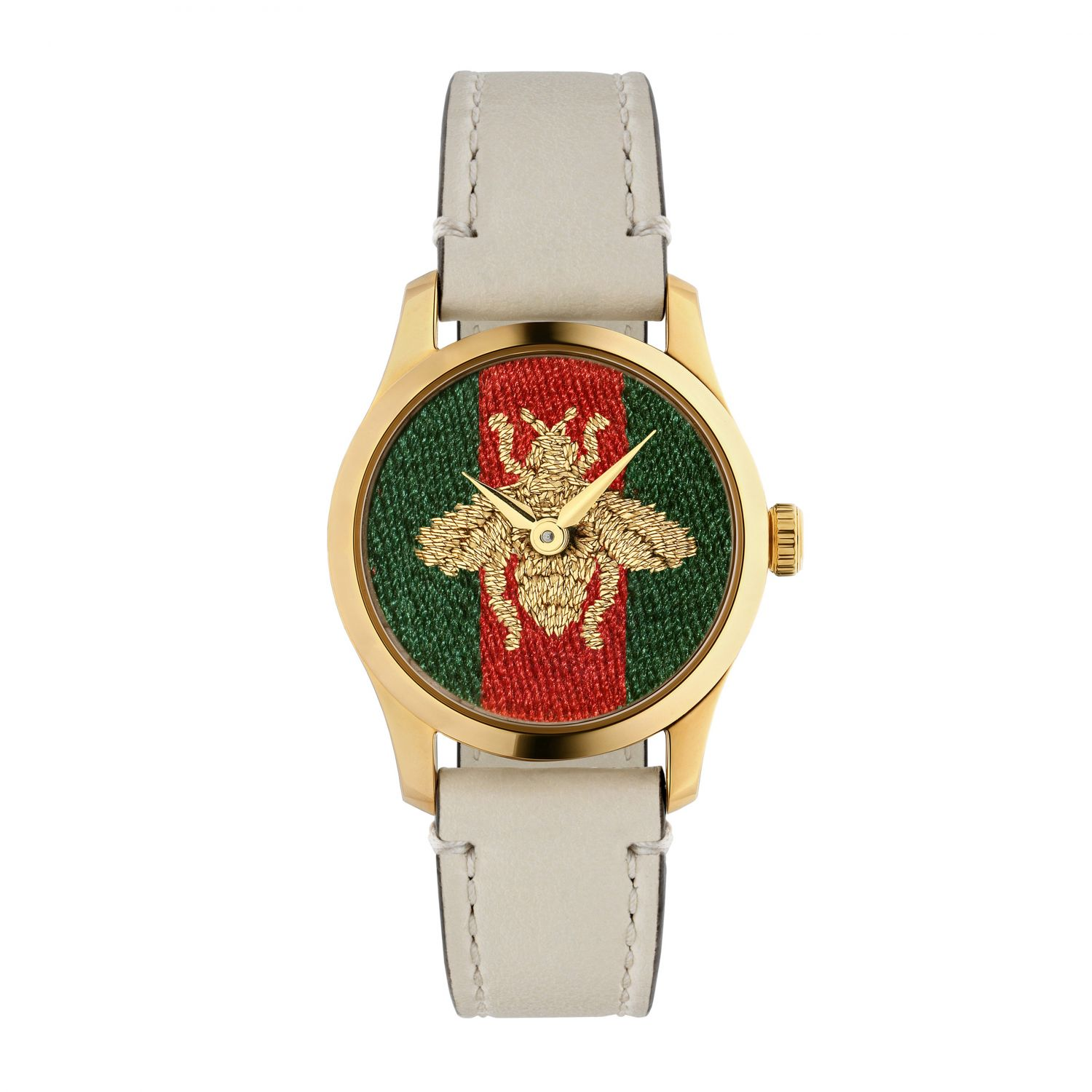 Watch Gucci: Watch women Gucci white 1