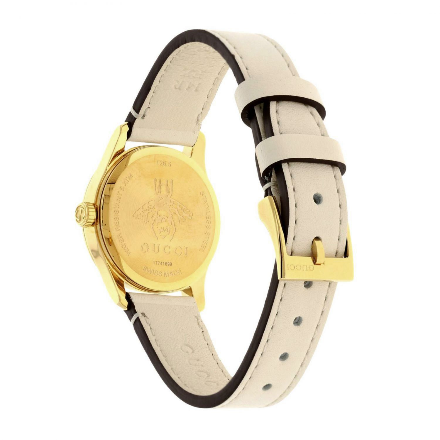 Watch Gucci: Watch women Gucci white 2