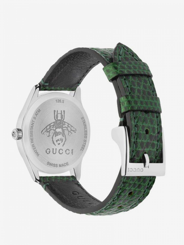 Watch Gucci: Watch women Gucci green 2