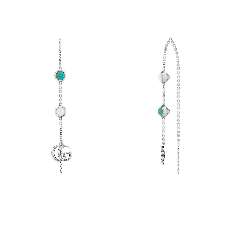 Jewel Gucci: Jewel women Gucci silver 1