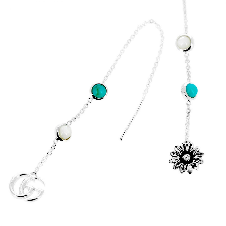 Jewel Gucci: Jewel women Gucci silver 2