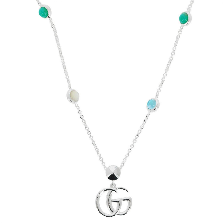 Jewel women Gucci silver 2