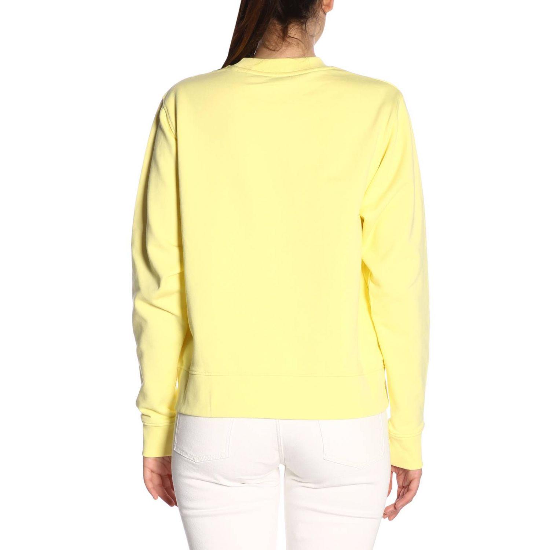 Jumper Calvin Klein: Jumper women Calvin Klein yellow 3