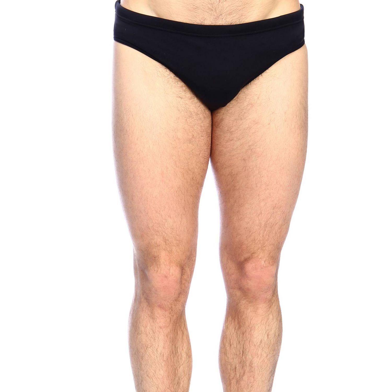 Maillot de bain homme Ea7 Swimwear noir 1