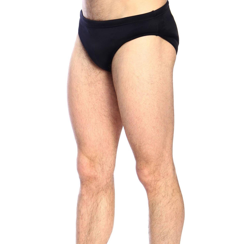 Maillot de bain homme Ea7 Swimwear noir 2