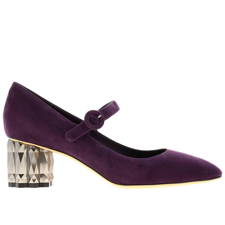 SALVATORE FERRAGAMO | High Heel Shoes Shoes Women Salvatore Ferragamo | Goxip