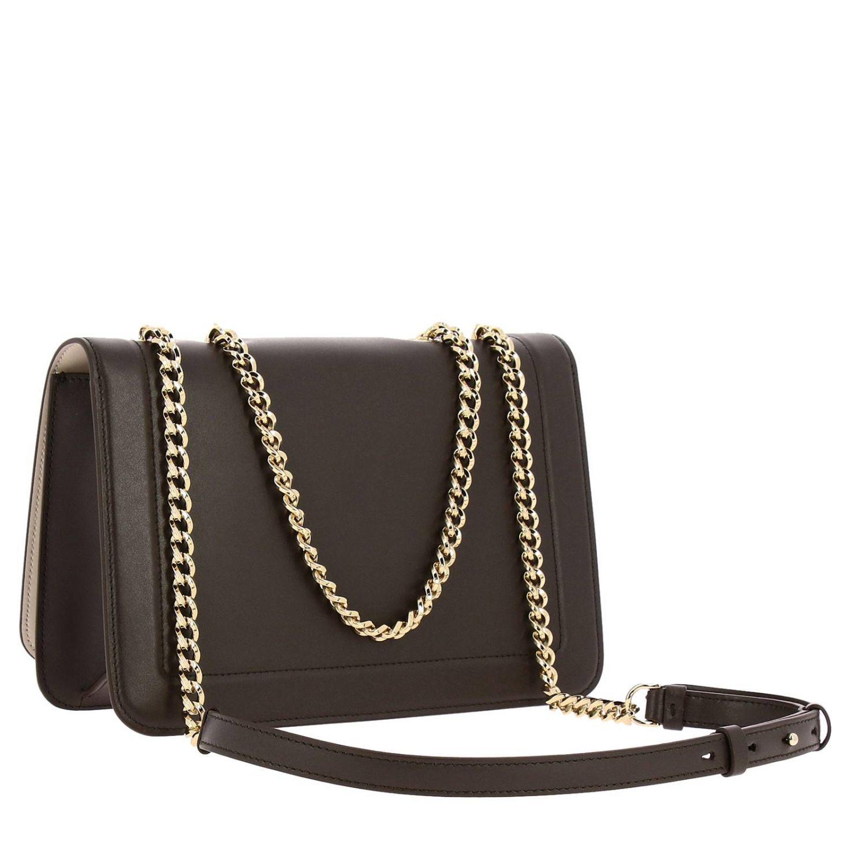Shoulder bag women Salvatore Ferragamo dove grey 3