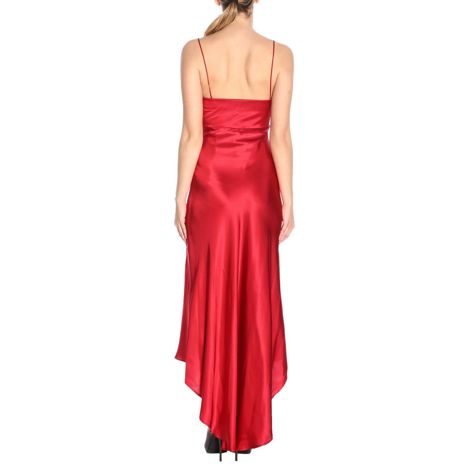 Dress women Pinko red 3