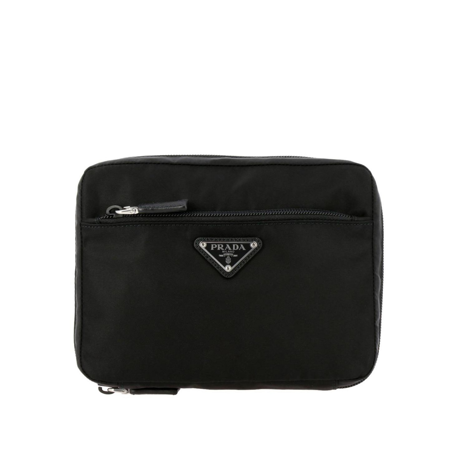 Cosmetic Case Prada: Bags men Prada black 1